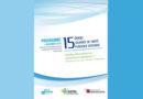 Actes de la 15e journée de santé publique bucco-dentaire