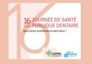 16e journée de santé publique bucco dentaire