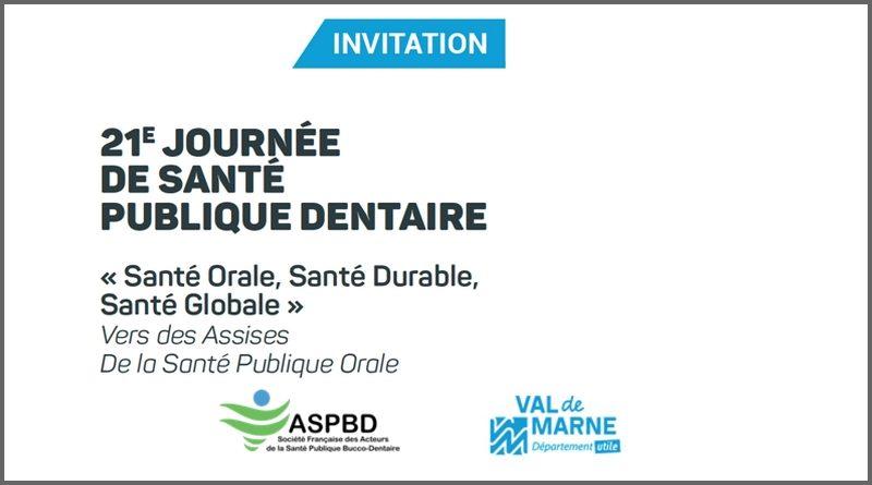 INVITATION 21e journée SANTÉ GLOBALE ET SANTÉ DURABLE